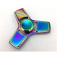 فيدجيت سبينير بالوان راينبو مصنوعة من الالمنيوم