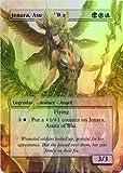 Jenara, Asura of War Series 2 - Edh Casual Play Only - Art Overlay - Non Tournament - Legacy Cube - Fun Cards