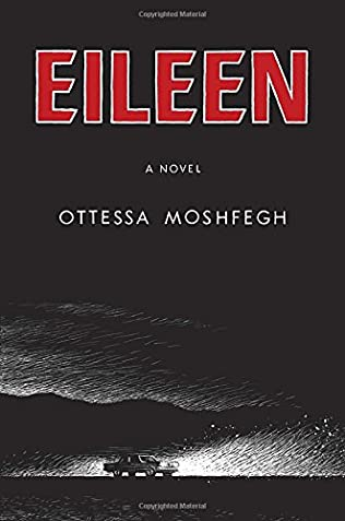 book cover of Eileen