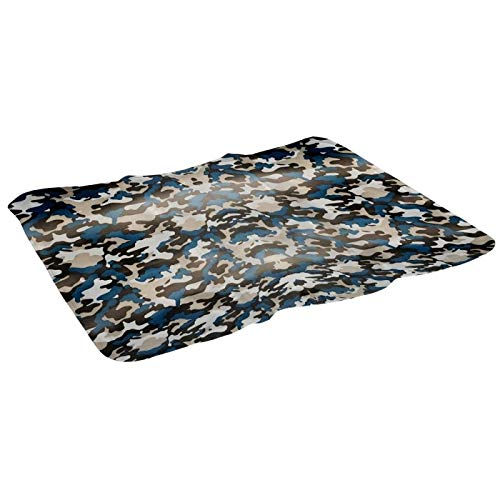 Glooke Selected Camouflage Dog Accessory with Floral Pattern, 81 m x 96 cm, Multicoloured, One Size