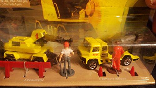 Truck Mini Hot Wheels (Hot Wheels Construction Action Pack -- 1996)