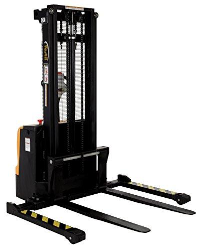 Vestil S-101-AA-DM Steel Adjustable Stacker