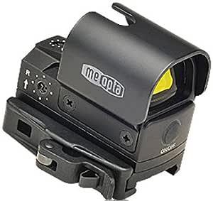 Meopta Optics ZD Tactic Series M-RAD 3MOA Riflescope, Red