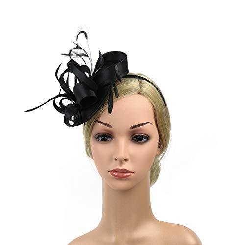 Banquet Ball Headpiece, Starcy Flapper Great Gatsby Headband Pearl Charleston Party Bridal Headpiece Yp from starcy Headwear