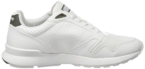 Basses Omega White X Sport Le Coq Baskets Sportif Optical Homme Blanc HwYEPq4