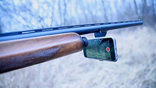 Shotgun Rifle Gun Camera Phone Mount for iPhone, Samsung, GoPro, Motorola and more from Midwest Orion
