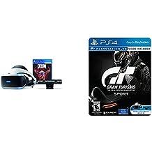 PlayStation VR - Doom Bundle + Gran Turismo Sport - Limited Edition