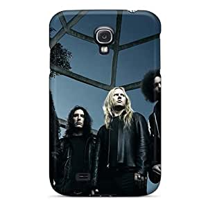 Samsung Galaxy S4 Mcm5561DFun Support Personal Customs Beautiful Foo Fighters Pattern Protective Hard Phone Cover -AnnaDubois