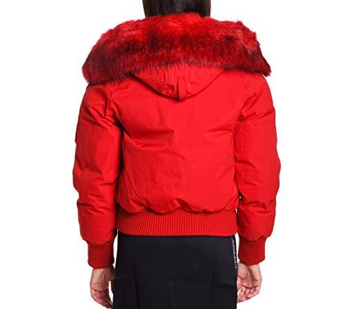 Kenzo Poliestere Rosso Donna F862bl03255121 Piumino wOkPn0