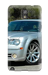 New Style ZippyDoritEduard Hard Case Cover For Galaxy Note 3- Chrysler C Srt Blue