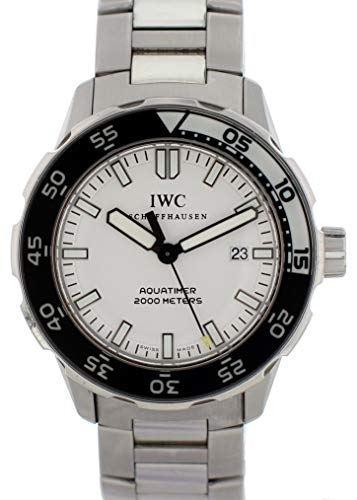 - IWC Aquatimer Automatic-self-Wind Male Watch IW356805 (Certified Pre-Owned)