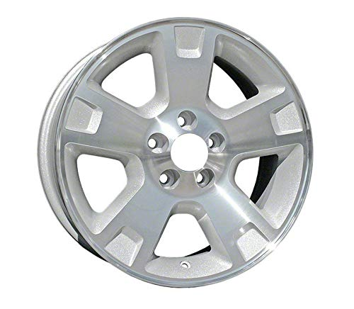 Ford F-150  Machined 17 inch OEM Wheel  2002-2004 2L3Z1007AA 2L341007AA