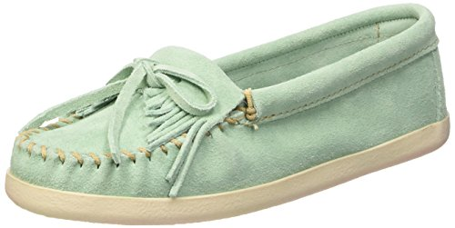 Minnetonka Womens Newport Moccasin Mint VWMArC