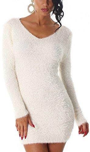 Luxestar - Jerséi - Básico - para mujer beige 40