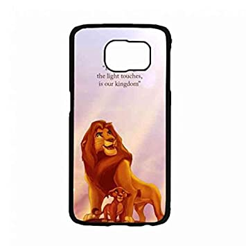coque samsung galaxy s7 roi lion