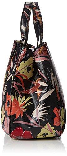 Guess Hwff6693050 Borsa A Mano Donna 12x22 5x28 5 Cm w X H L Multicolore blk Floral