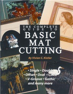- Art Supplies M238 Complete Guide to Basic Mat Cutting - 64 Pages