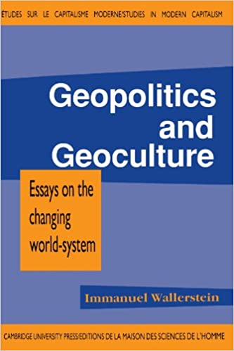 capitalism changing essay geoculture geopolitics in modern study system world Some critics, including d trump and f lechner, suggest that wallerstein tends to neglect the cultural dimension of the modern world-system, arguing that there is a world system of global culture which is independent from the economic processes of capitalism this reduces it to what some call official ideologies of states which can.