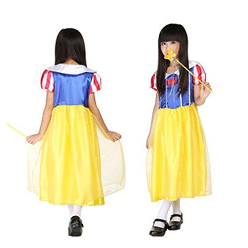 Hallo (Child Prestige Snow White Costumes)