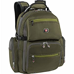 "SwissGear Breaker Laptop Backpack With 16"" Laptop Pocket & 10"" Tablet Pocket"