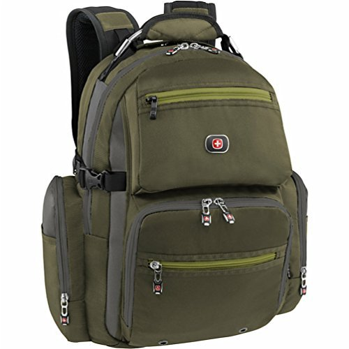 SwissGear Breaker Laptop Backpack Pocket