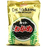 Shirakiku Cut Wakame Dried Seaweed, 16 Ounce