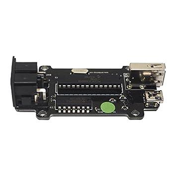 USB MIDI Módulo Host - Real MIDI Puerto Salida - Teclados Controladores - PCB: Amazon.es: Instrumentos musicales