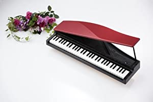 Korg MicroPiano 61-Key Compact Digital Piano, Black Top from KORG7
