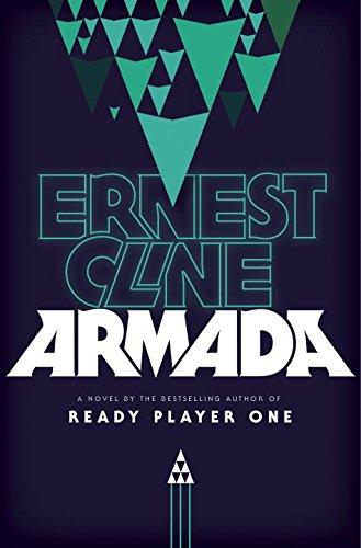 """""""Armada - A Novel"""" av Ernest Cline"""