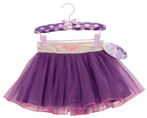My Super Best Friends Batgirl Tutu Skirt With Puff Hanger (Best Friend Halloween Costumes For Girls)