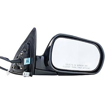 Amazon Com 99 02 Honda Accord Sedan Mirror Lh Driver Side Power