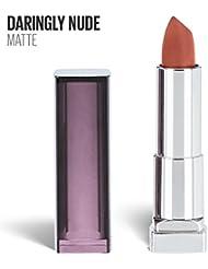 Maybelline New York Color Sensational Nude Lipstick...