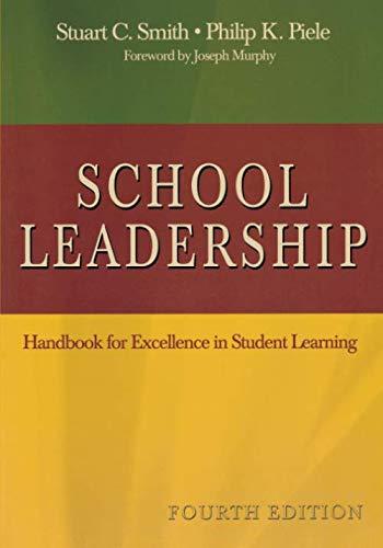 School Leadership: Handbook for Excellence in Student...