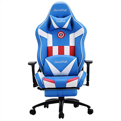 Desk Chairs Office Products E-Sports Chair Game Chair Home Lift Chair Study Chair Back Seat Boys Dormitory Computer…