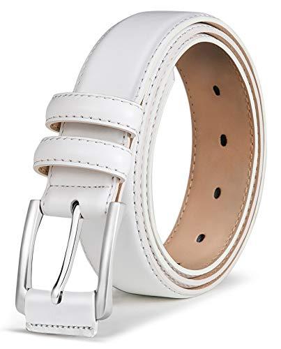 - Mens Belt,Bulliant Genuine Leather Belt for Men's Dress Jeans Golf Belt