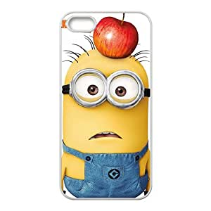 Cute Cartoon Minions Phone Case for iPhone 5S