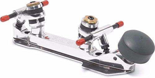 8 Skate Pilot - Sure-Grip Snyder Advantage Roller Skate Plates (10 (Fits boot size 8-8.5))