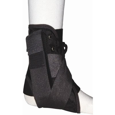 Stabilizing Ankle Brace in Black Size: Large