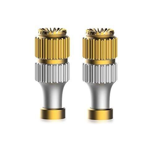 Ktyssp Compatible with DJI Smart Controller Adjustable Remote Extension Sticks Aluminium Alloy Lever Joystick Thumb Rocker for Mavic 2 Pro/Zoom/Mavic AIR