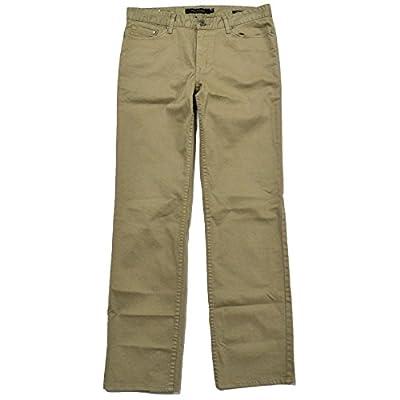 Calvin Klein Men's Sateen Straight FIT Pant