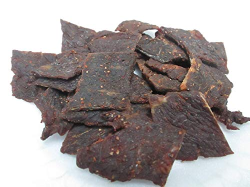 Beef Jerky, Homemade Fresh 12 Flavors, 1/2 Pound