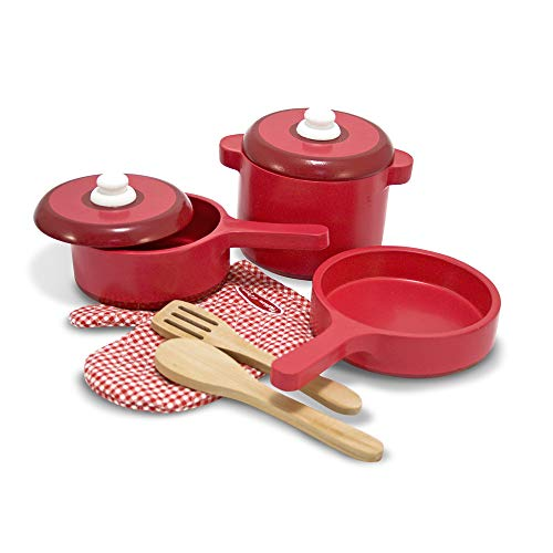 kitchen pots and pans for kids - 8