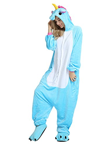 Pajama Set One Piece Cosplay Party Halloween Costumes