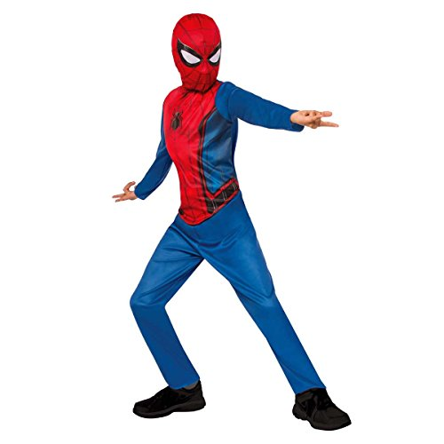 Imagine by Rubie's Marvel Spider-Man Homecoming Superhero Costume Set, Medium -