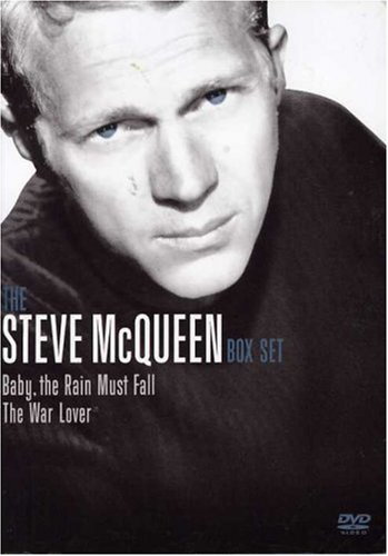 The Steve McQueen Box Set (Baby, the Rain Must Fall/The War - Mcqueen Outlet