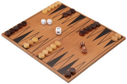 (Philos Backgammon Folding Set)