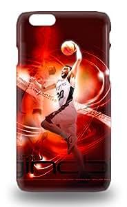 3D PC Case Cover NBA San Antonio Spurs Manu Ginobili #20 Fashionable 3D PC Case For Iphone 6 ( Custom Picture iPhone 6, iPhone 6 PLUS, iPhone 5, iPhone 5S, iPhone 5C, iPhone 4, iPhone 4S,Galaxy S6,Galaxy S5,Galaxy S4,Galaxy S3,Note 3,iPad Mini-Mini 2,iPad Air )