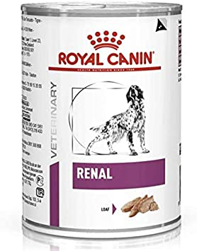 Royal Canin Pienso húmedo Renal Canine 12 x 410 g