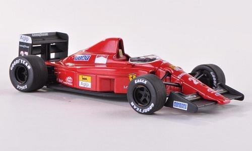 Ferrari F1-89 (640), No.27, scuderia Ferrari, formula 1, GP Hungary, 1989, Model Car, Ready-made, Mattel Elite 1:43