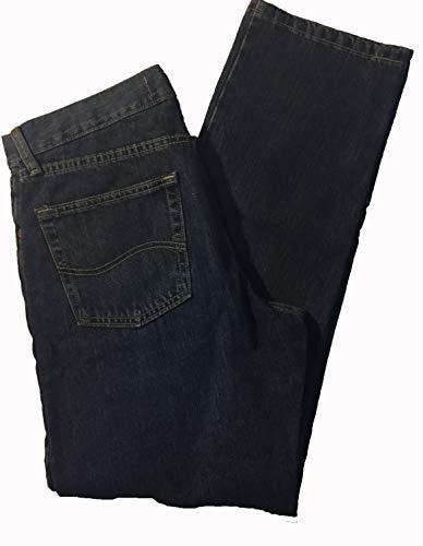 LEE Men's Regular Fit Straight Leg Jean (Cyclone, 33W x 32L)